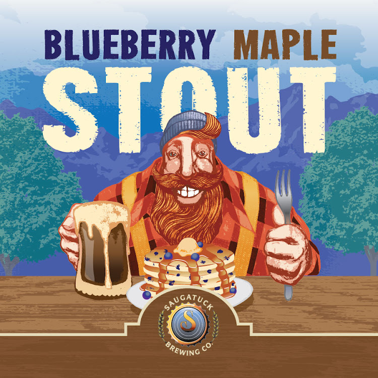 Logo of Saugatuck Blueberry Maple Stout
