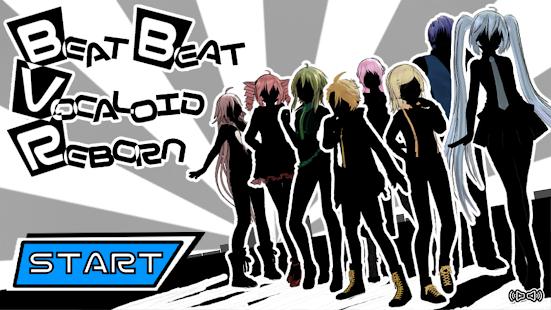 Beat Beat Vocaloid Reborn - náhled