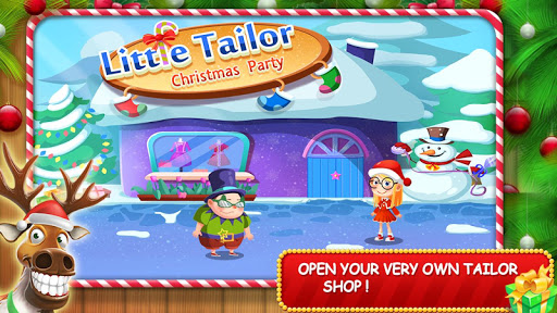 ud83cudf85ud83dudccfBaby Tailor 4 - Christmas Party apkpoly screenshots 16