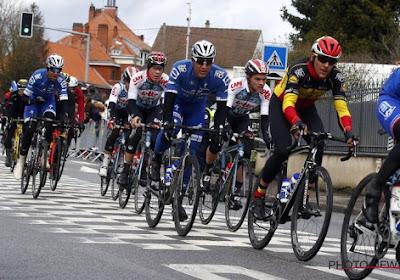 Deze keer wél goed nieuws voor Stybar, twee Belgen met Quick-Step Floors naar de Tour
