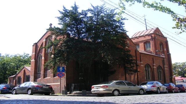 Anglican Church of Resurrection in Bucharest