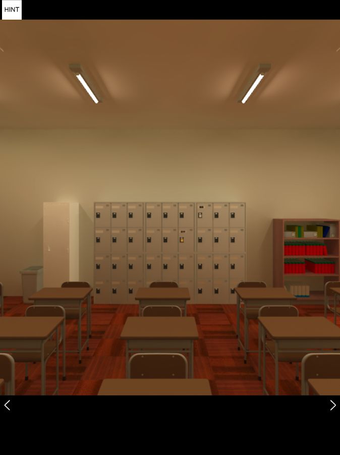 EscapeGame-ClassRoom- screenshot