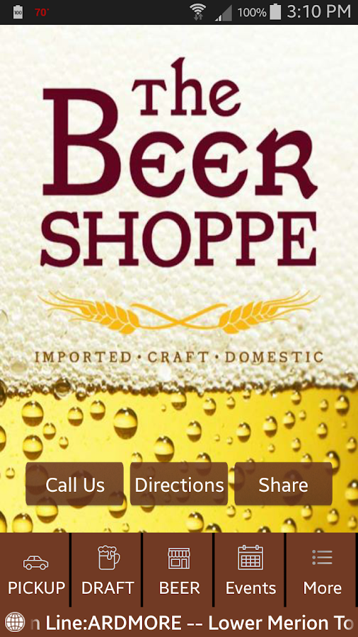 The Beer Shoppe Ardmore- screenshot