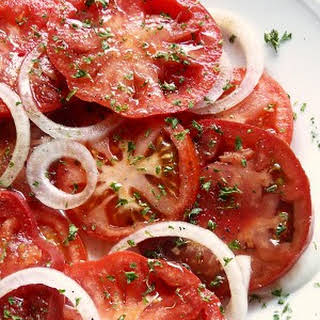 Tomatoes With Balsamic Vinegar Recipes.
