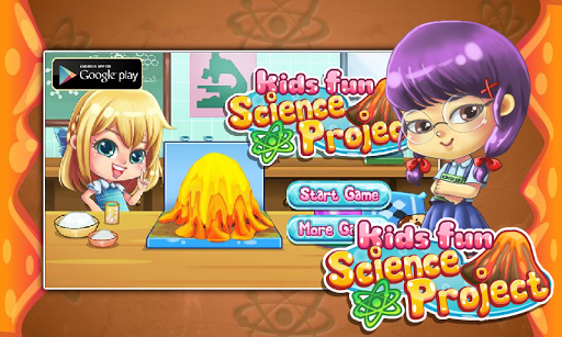 Kids Game: Kid Science Project