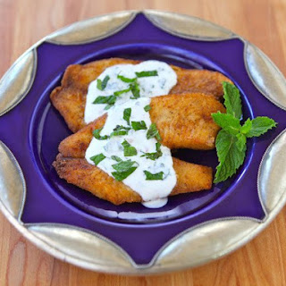 Yogurt Sauce Fish Recipes.