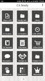 CA Study - náhled
