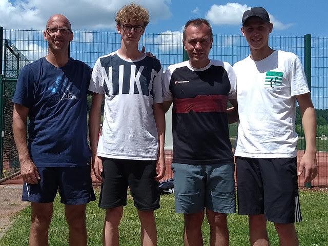 08/06/2018 - Championnats par équipe Séniors : 4ème journée