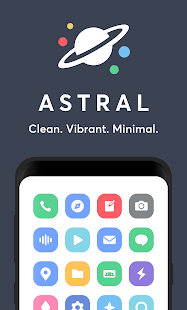 Astral Icon Pack Screenshot