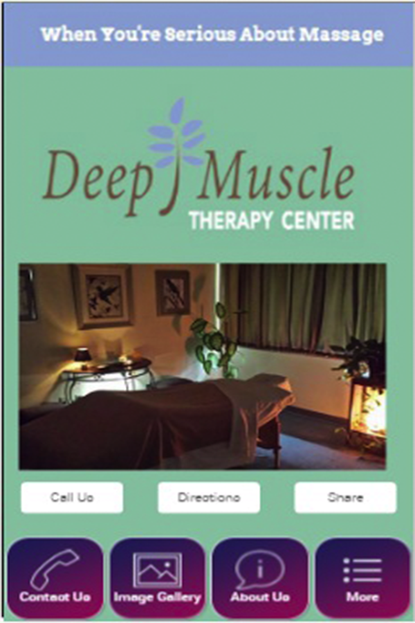 Deep Muscle Therapy Center- screenshot