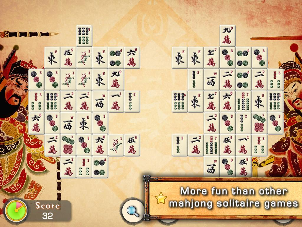 Rivers Mahjong: Back to China- screenshot