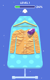 Perfect Ironing Mod Apk 1.1.8 [No Ads + Unlimited Money] 4