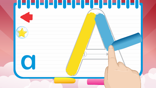 Tracing Letters - Preschool - Android Apps on Google Play