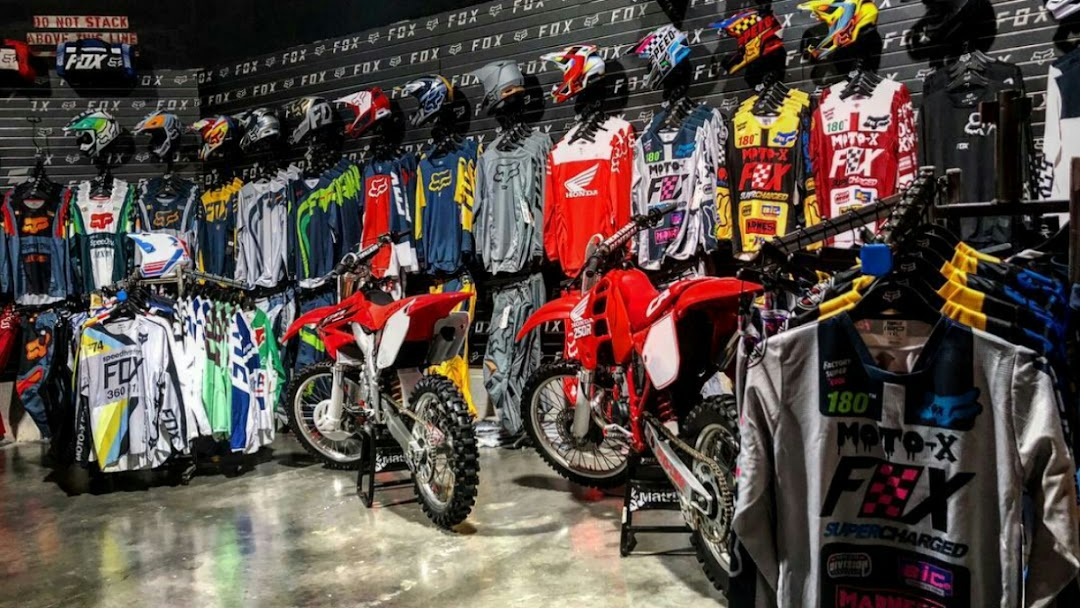 Gudang Mx Store Toko Perlengkapan Motocross Dan Limbah Trail Se Di