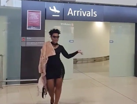 Seriously, Perth was never ready for Zodwa.
