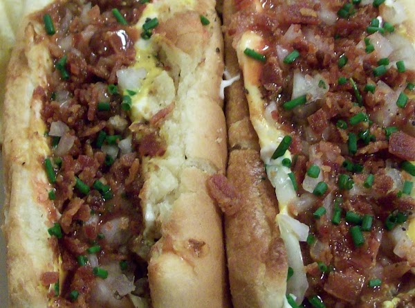 World's Best Chili Cheese Dogs Recipe