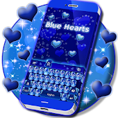 Blue Love Keyboard