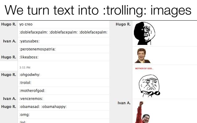 Text Troll