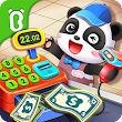 Baby Panda's Supermarket-Halloween Party Shopping