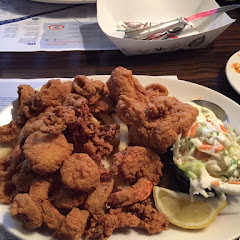 Fried Fishermans Platter!