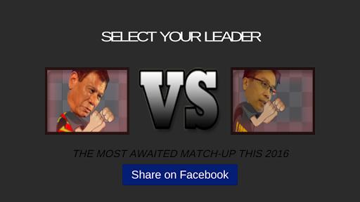 Mar Vs Duterte Boxing Fight