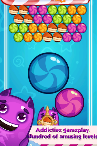 Bubble Monster Candy