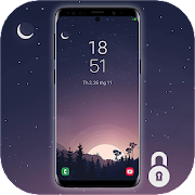 Lock Screen Galaxy S10 Note 10 S9 Note9 Edge
