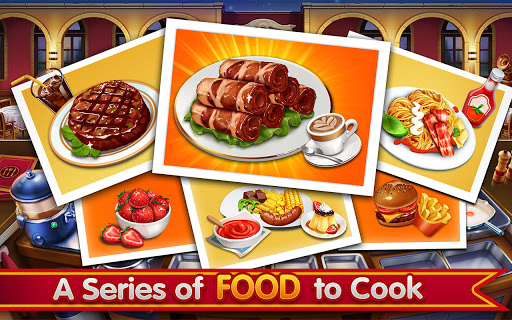 Cooking City: frenzy chef restaurant cooking games 1.82.5017 screenshots 14