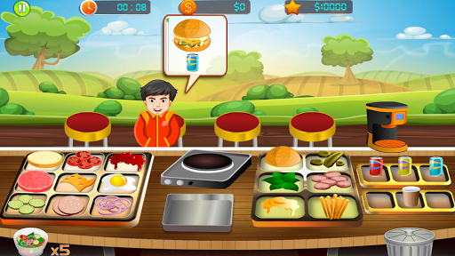 Cooking Expert 2019 : Fastest Kitchen Game android2mod screenshots 1