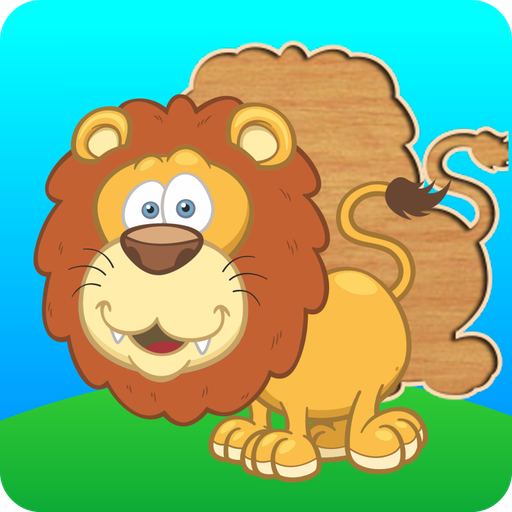 Cute puzzles - game for kids 解謎 App LOGO-APP開箱王