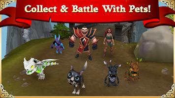 Screenshot of Arcane Legends
