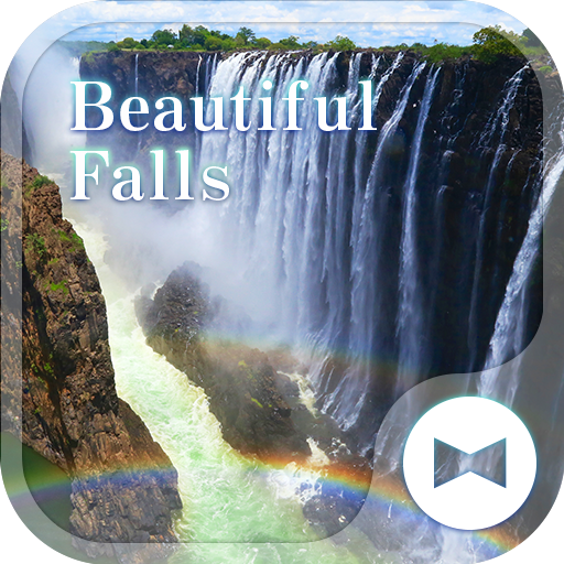 Beautiful Falls Wallpaper Icon