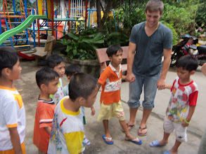 Photo: At Dieu Giac Orphanage