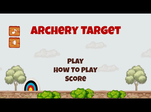 Archery Target Range for PC