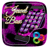 Jewel Box Go Launcher Theme