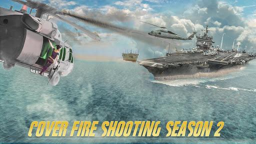 Télécharger Gratuit Cover Fire Shooting: Jeu de tir hors ligne APK MOD (Astuce) screenshots 1