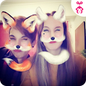 Snappy Photo Filters - Face Camera & Stickers icon