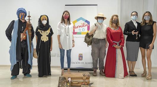Difunden el patrimonio almeriense con visitas teatralizadas en museos