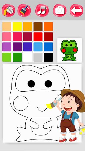 玩免費教育APP|下載カラーリング動物 app不用錢|硬是要APP