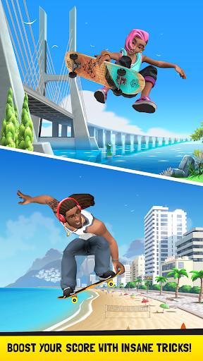 Flip Skater apkpoly screenshots 4