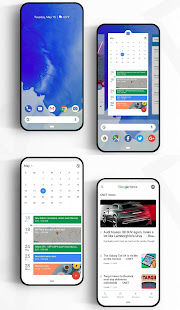 P-Home for KLWP for PC-Windows 7,8,10 and Mac apk screenshot 3