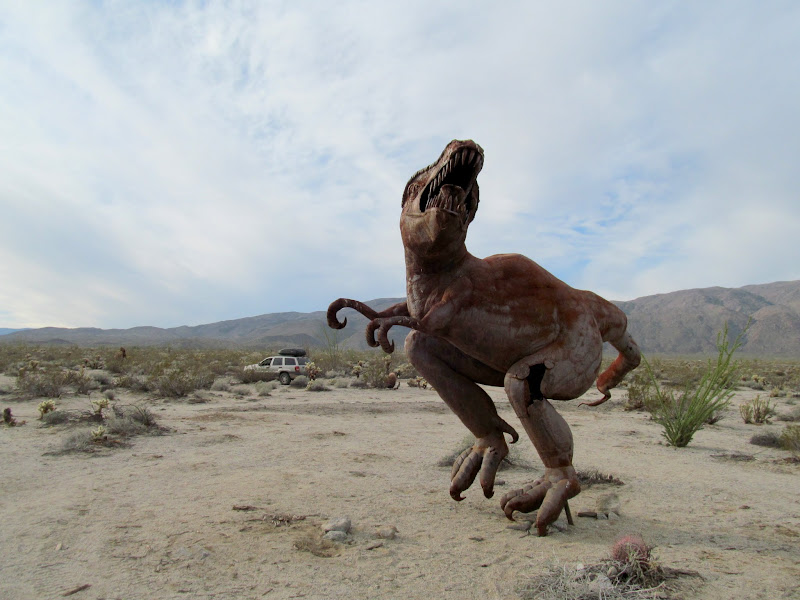 Photo: T-Rex
