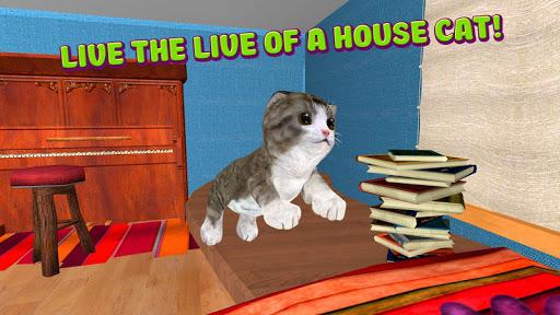 Home Kitten Simulator 3D