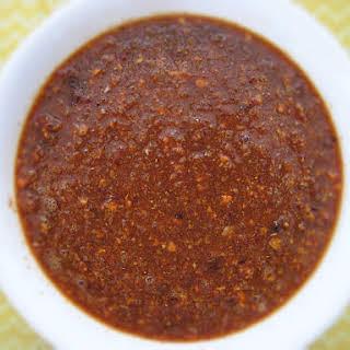 Lizano Sauce from Costa Rica.