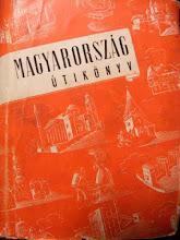 Photo: Guide de voyage en Hongrie (1955)
