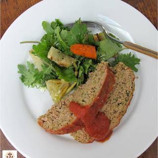 Paleo Turkey Meatloaf.