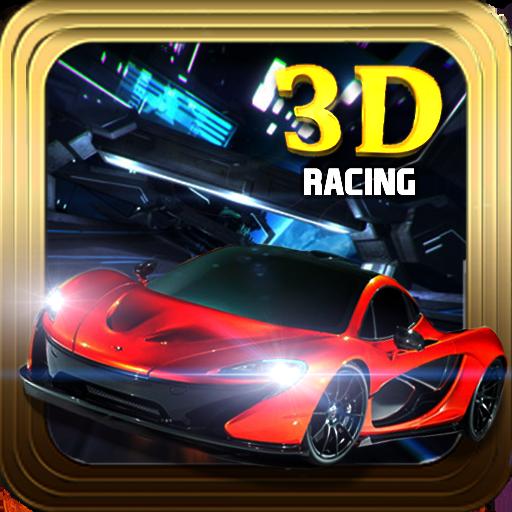 3D Police Racing Retro 賽車遊戲 App LOGO-APP試玩