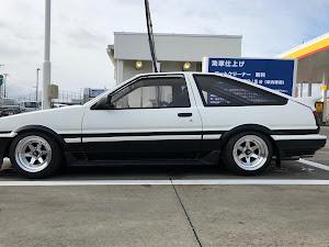 スプリンタートレノ AE86 1986年式  GT-APEXのカスタム事例画像 🌸にゃんこたろう🐾さんの2018年12月07日10:34の投稿