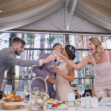 Wedding photographer Ekaterina Dyachenko (dyachenkokatya). Photo of 24.09.2018