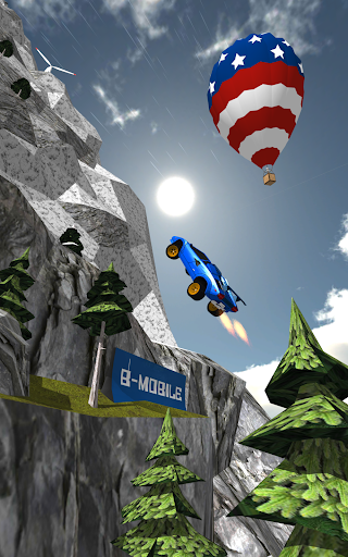 Ramp Car Jumping screenshots 10